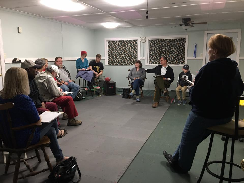 People only introduction to Good Choice! Dog Training group class