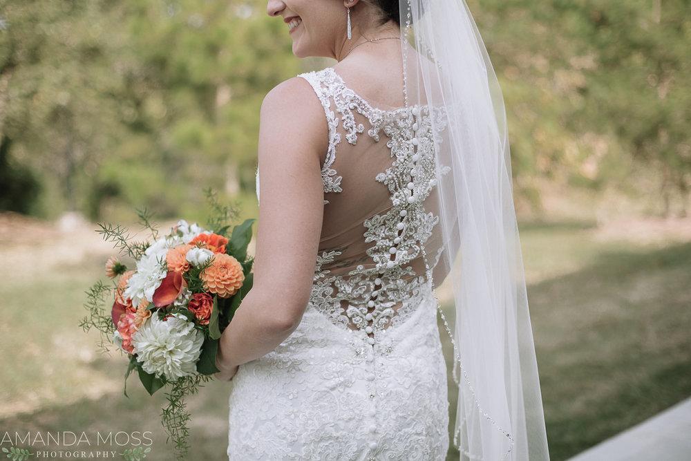 fall wedding at noah's