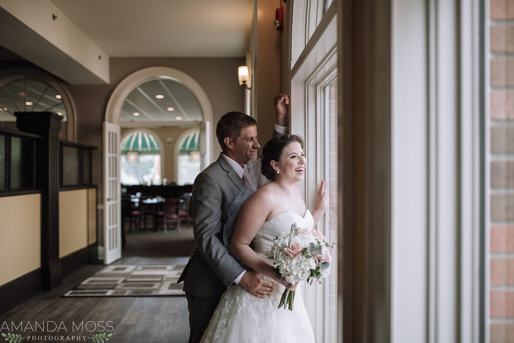 holly tree country club wedding