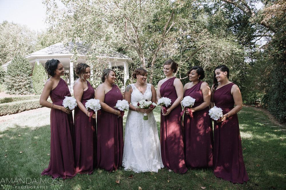 wedding at victorian crow's nest
