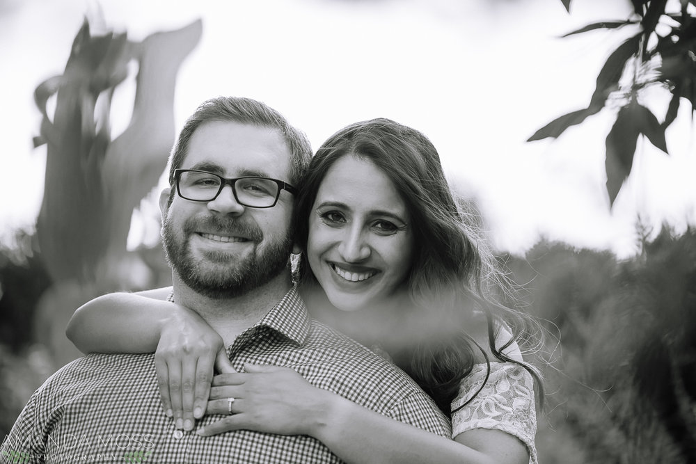 romare bearden engagement session