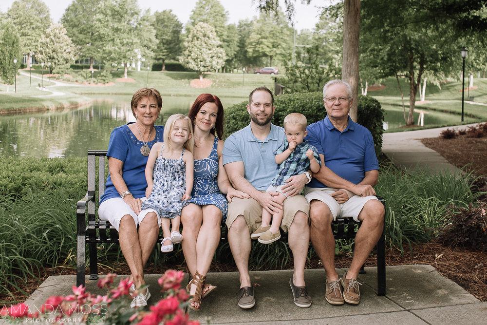 charlotte family photography ballantyne