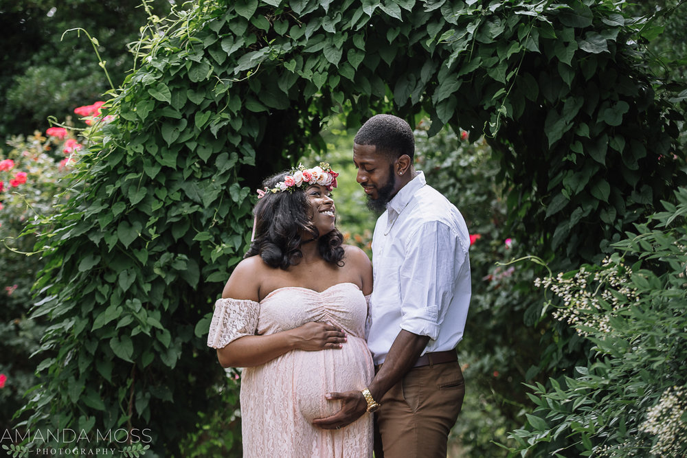 charlotte maternity photographer