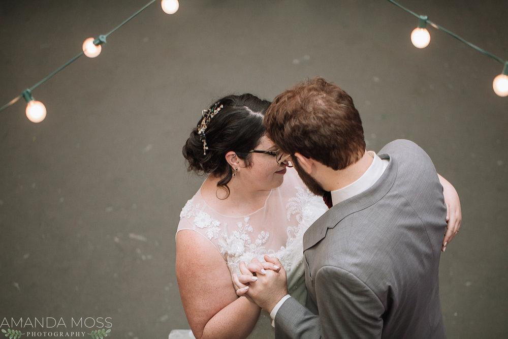 wedding at glencairn gardens