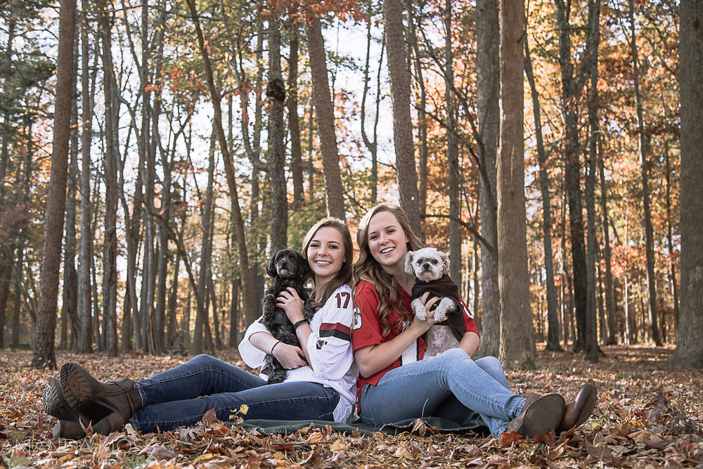 charlotte family photographer fall mini sessions