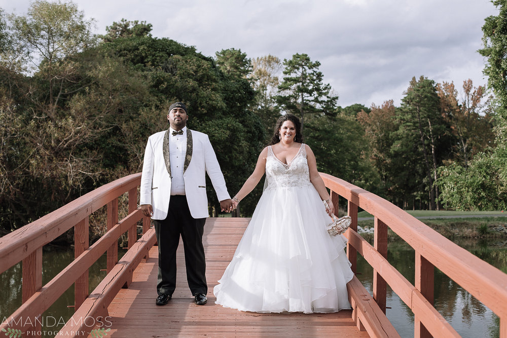 charlotte wedding photographer pine lake country club