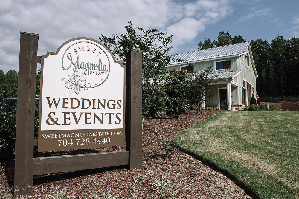 charlotte north carolina wedding photographer sweet magnolia estate