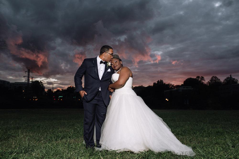 charlotte north carolina wedding photographer