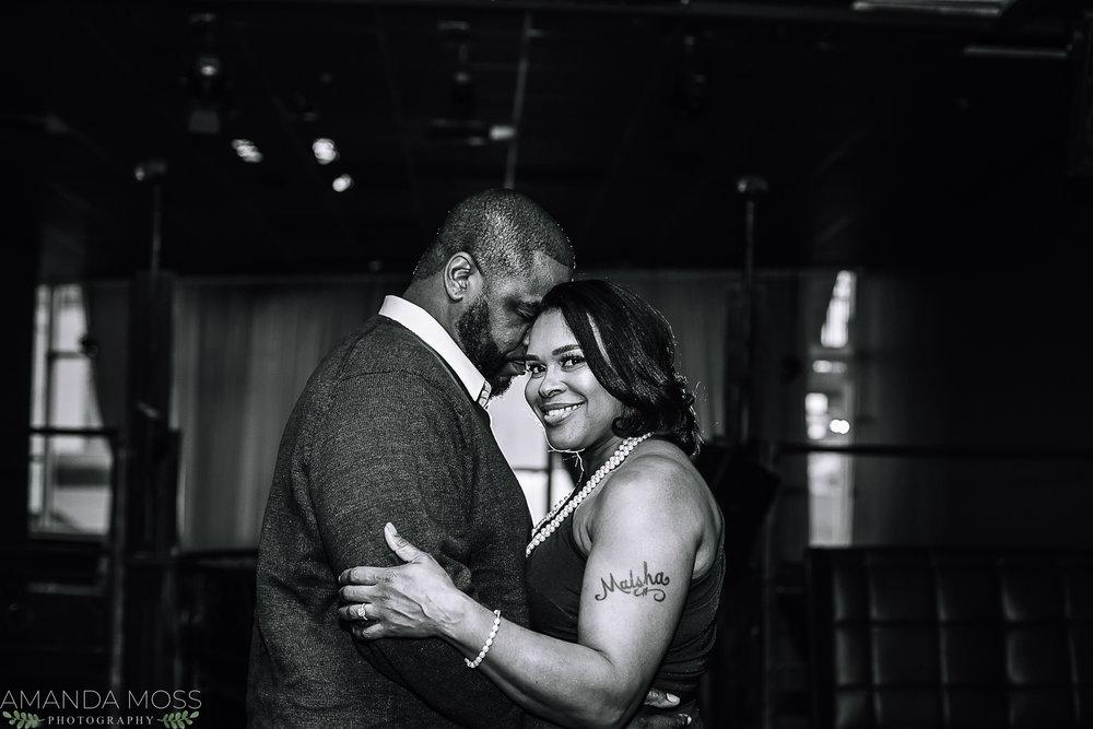 charlotte north carolina wedding engagement photographer epicenter downtown charlotte