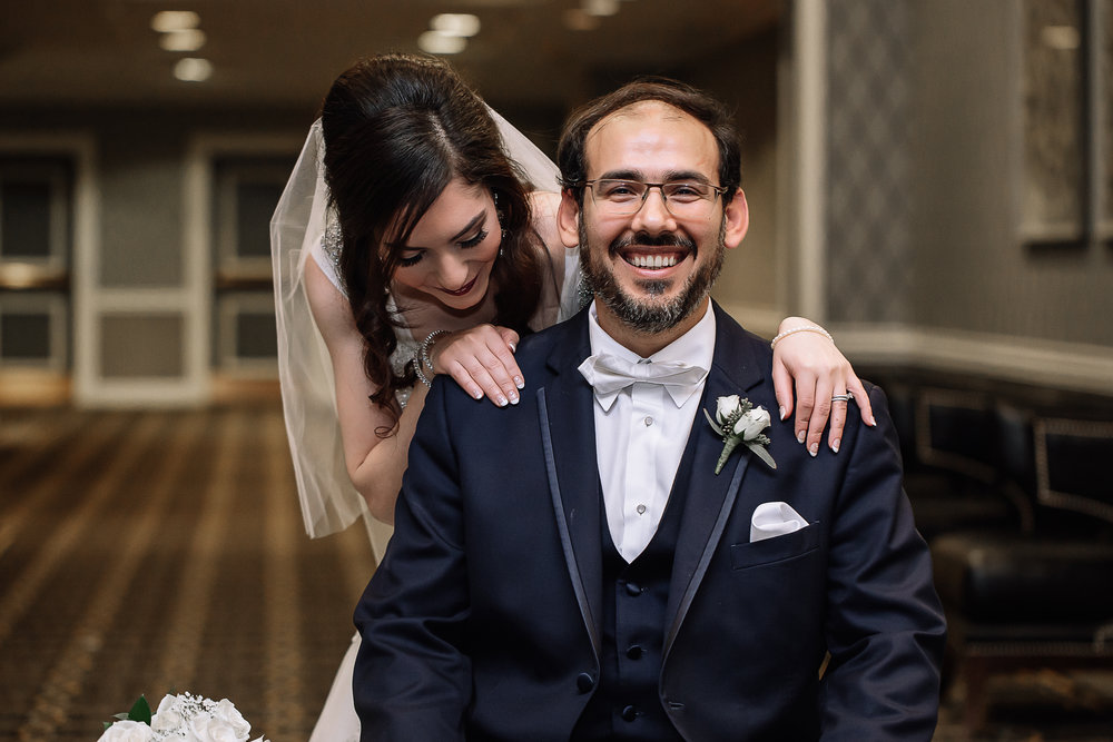 charlotte north carolina wedding photographer le meridien hotel