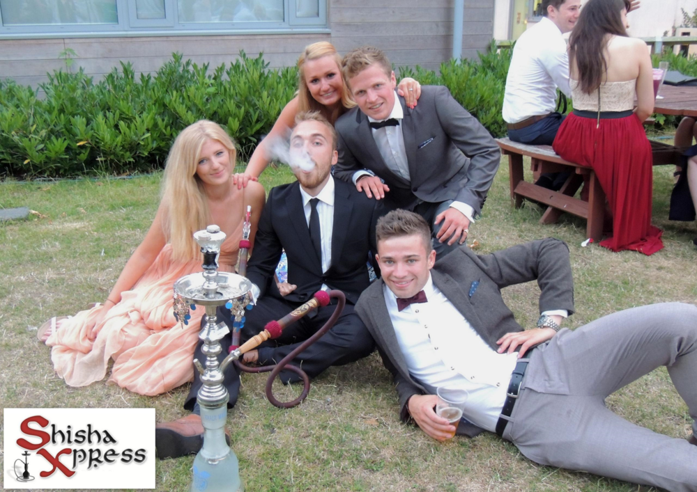 Shisha Hire for Grad Ball at Portsmouth Universtity