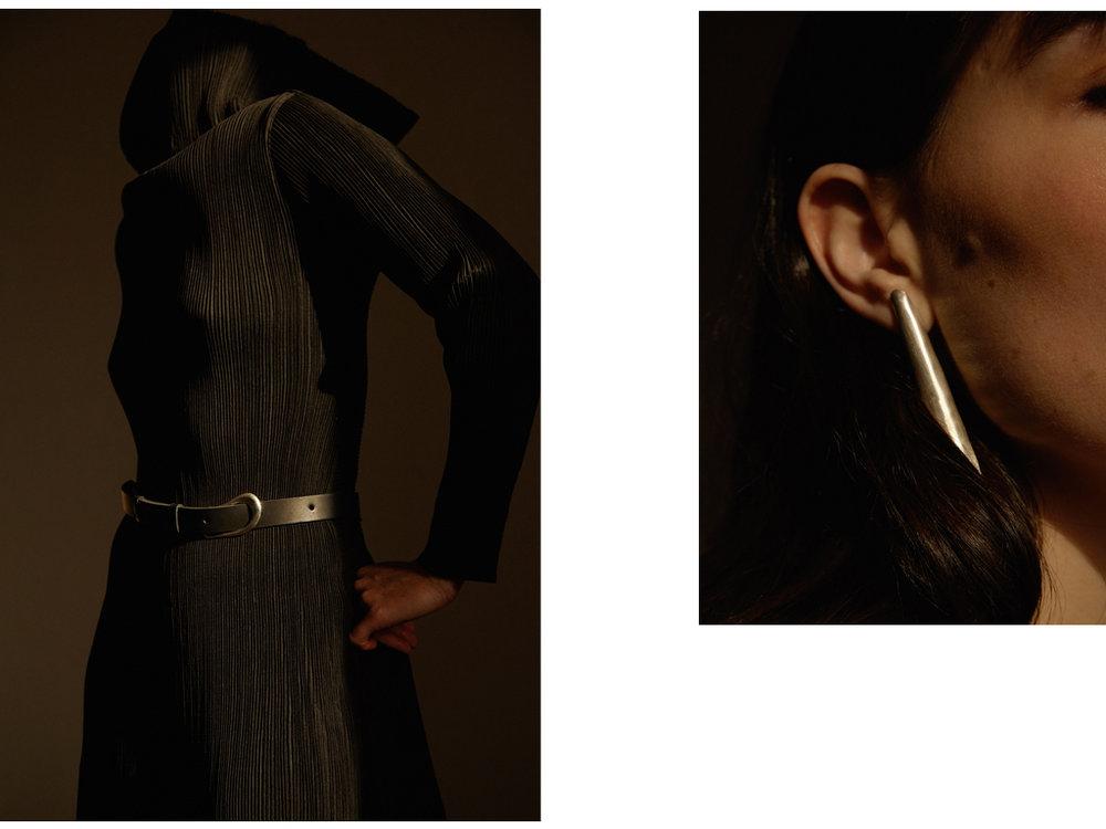 Photography : Ana Larruy | Featuring : Mar Gonzalez | Art Direction: Berta Blanca T. Ivanow and Ana Larruy