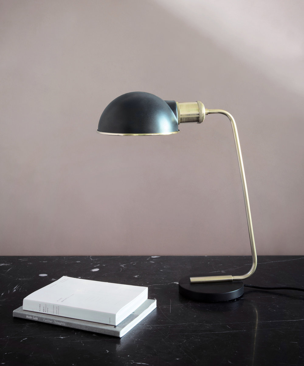 Collister table lamp - Tribeca Series for MENU