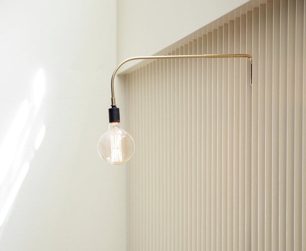 warren lamp - Tribeca Series for MENU