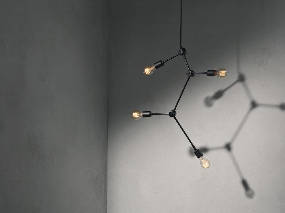 franklin chandelier - Tribeca Series for MENU