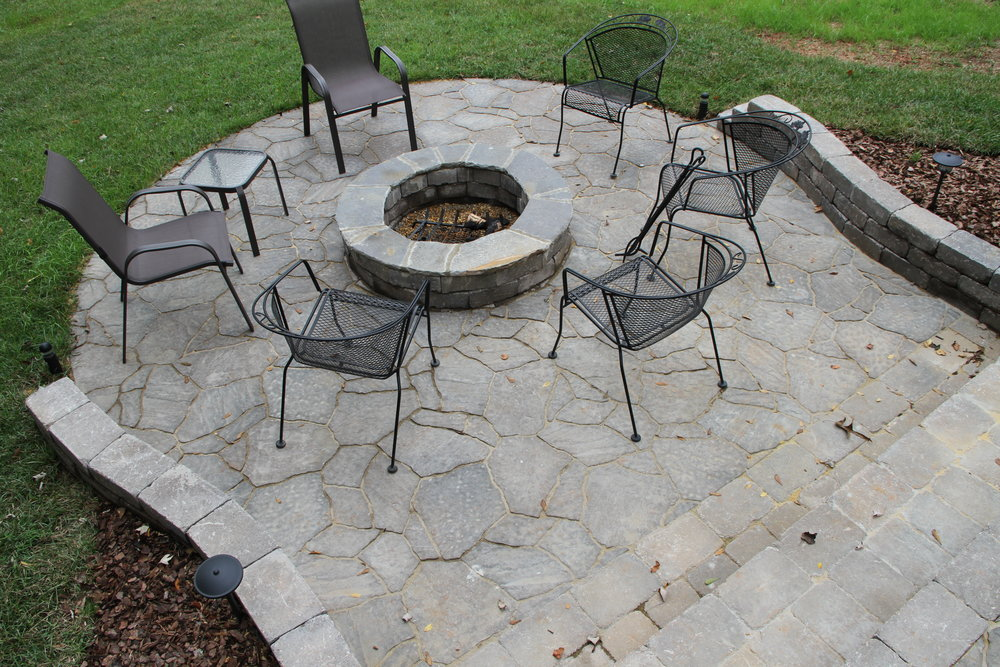 pavers fire pit patio belgard.JPG