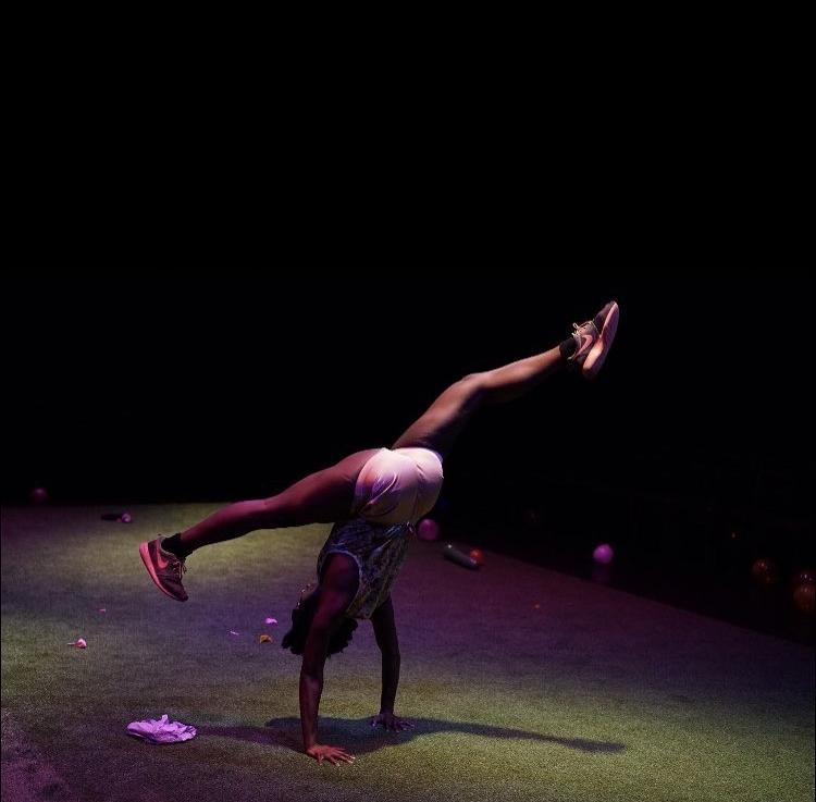 Virgin Territory By Charlotte Vincent (Vincent Dance Theatre)