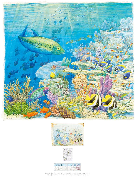 Tony Foster ,  Vilamendhoo—Dive 20 , 2004