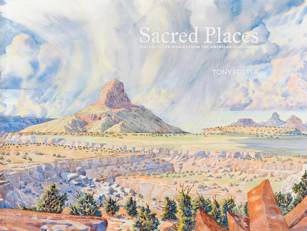 Sacred Places: Watercolour Diaries from the American Southwest , 2012