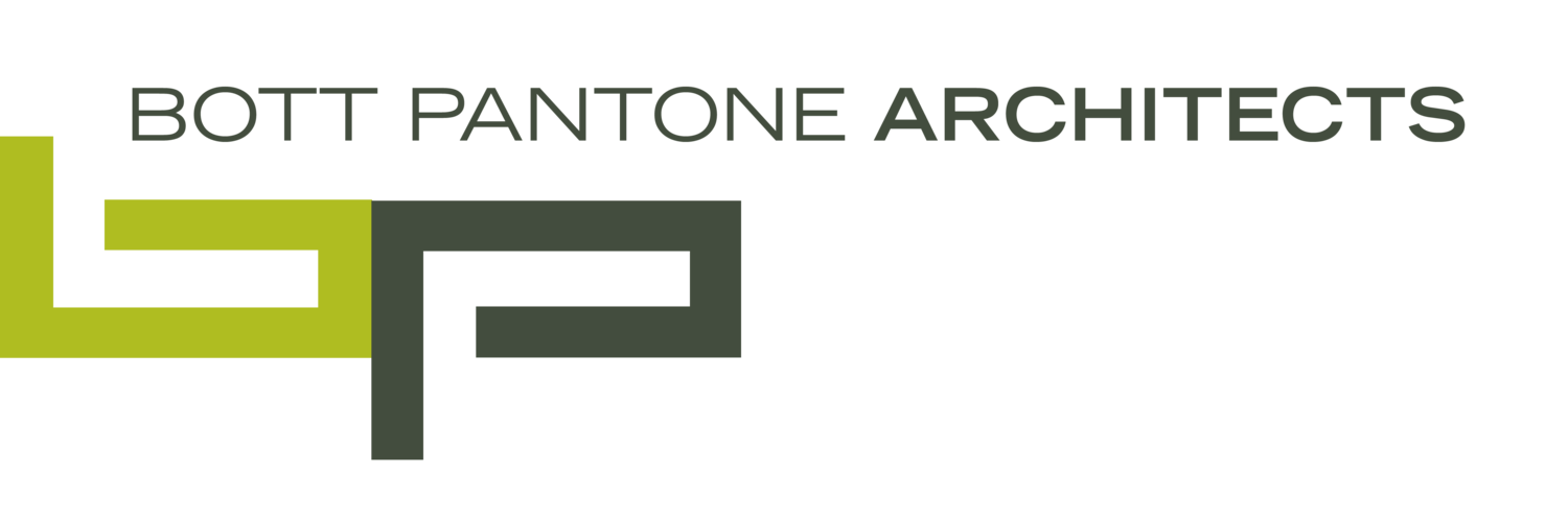 BOTT PANTONE ARCHITECTS