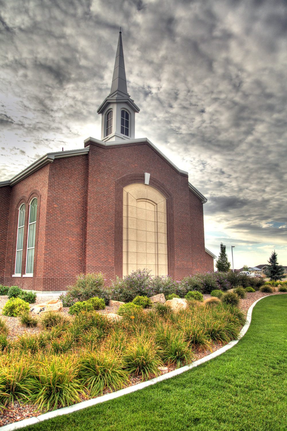 WEST HAVEN WARD & KAYSVILLE STAKE CENTER