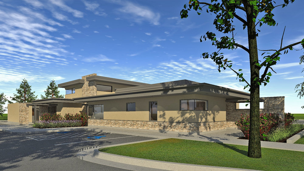 OGDEN VISION CENTER ADDITION & REMODEL
