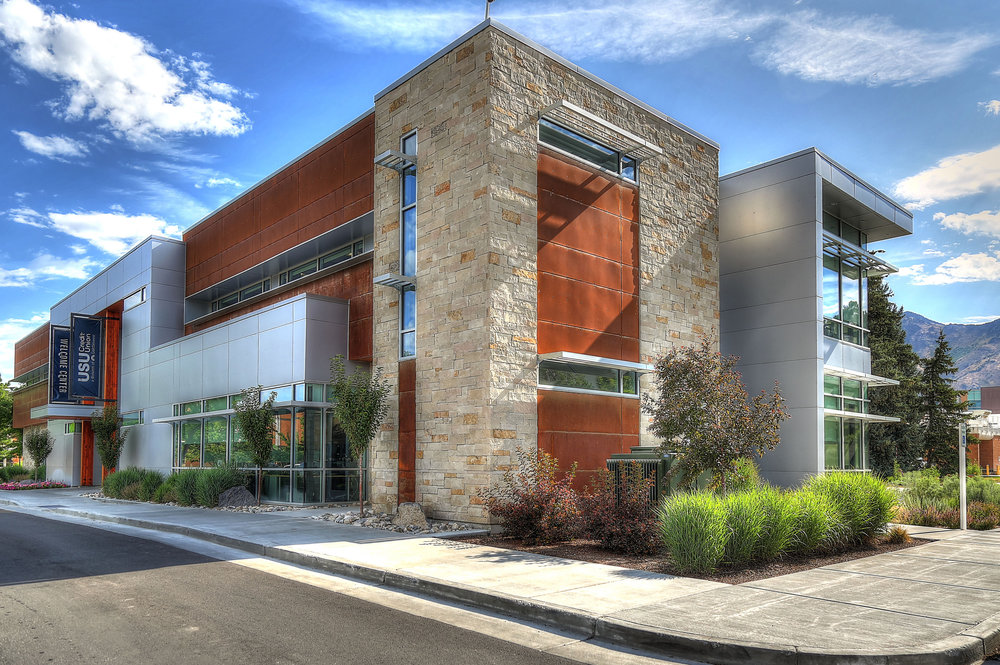 USU WELCOME CENTER