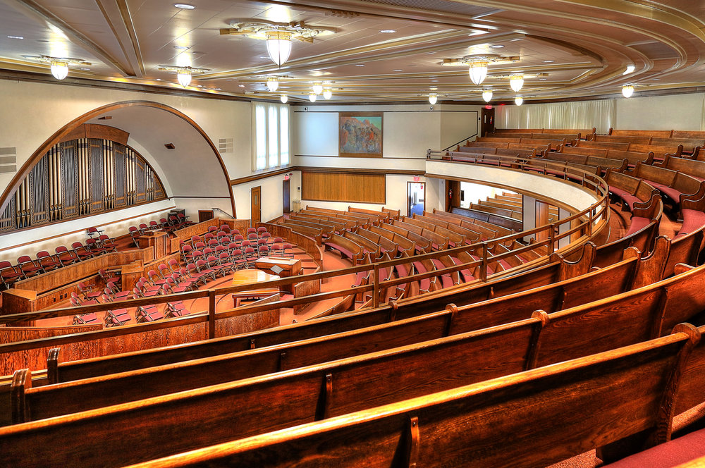 MONTPELIER TABERNACLE REMODEL