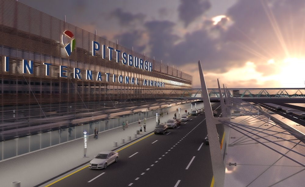 In the News: PIT Airport Terminal Modernization - IMD is proud to have been a part of the successful launch to further develop the Pittsburgh International Airport.