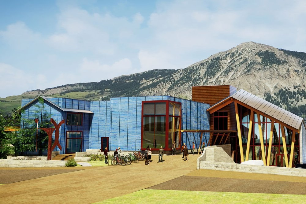 Art Meets Virtual Reality - How the Center for the Arts in Crested Butte, Colorado, built a connection with donors through customized animation and Virtual Reality.