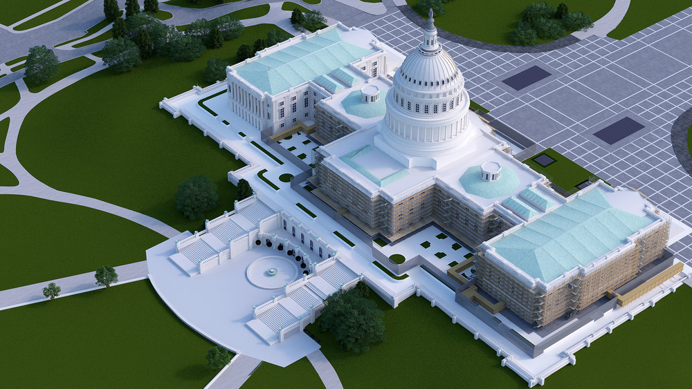 Capitol Building: Restoration