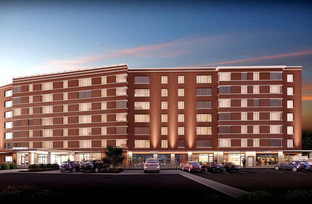Multi-story Condominium