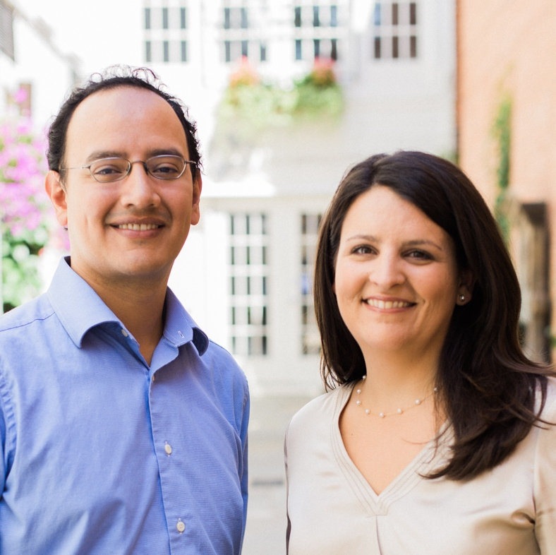 Founders  Florencia Bialet, Chief Executive Officer  Daniel Zeballos, Chief Operations Officer
