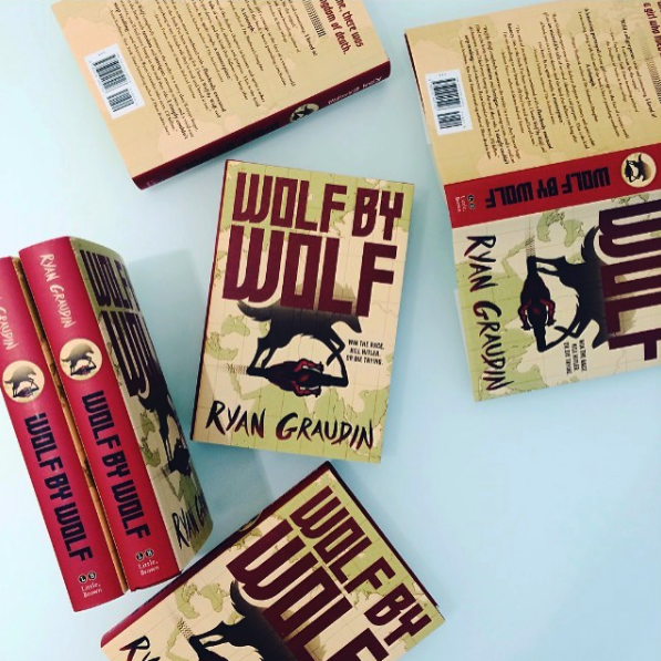 wolf by wolf one girl s mission to win a race and kill hitler
