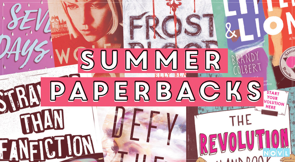 young adult summer books