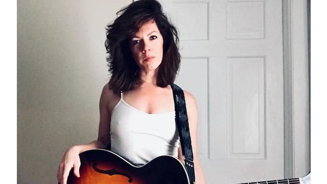 Musician Julia King.