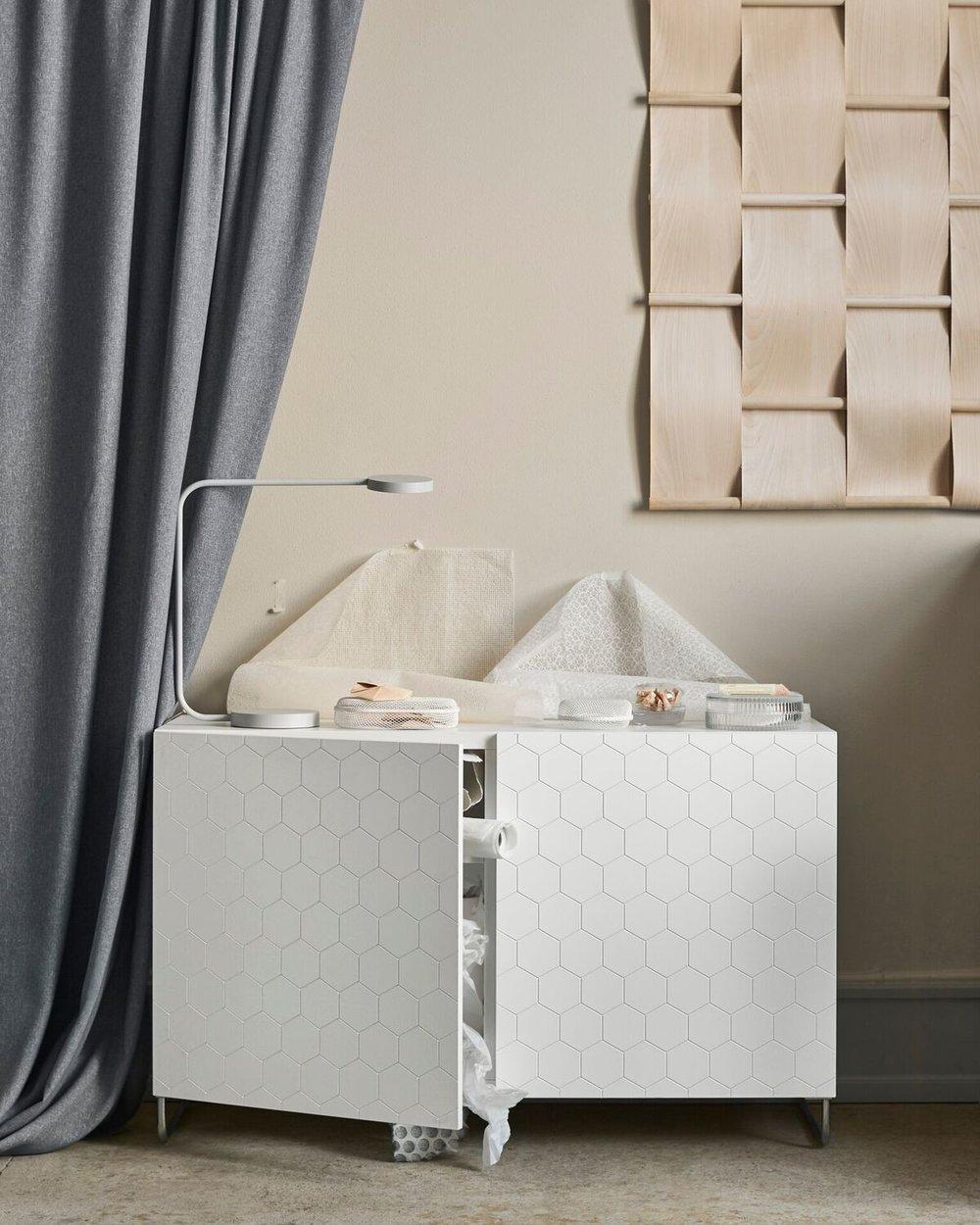 På messen vil IKEA ha med seg sine beste designere og aktivt invitere til spennende tolkninger sammen med publikum. Hvordan kan du la IKEA hjelpe deg til å la livet ditt innrede din stue og ditt hjem slik at du kan skape deg en sfære på din måte?