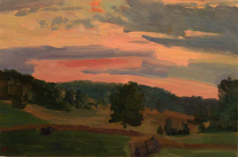 Sunset, Hohnke Road