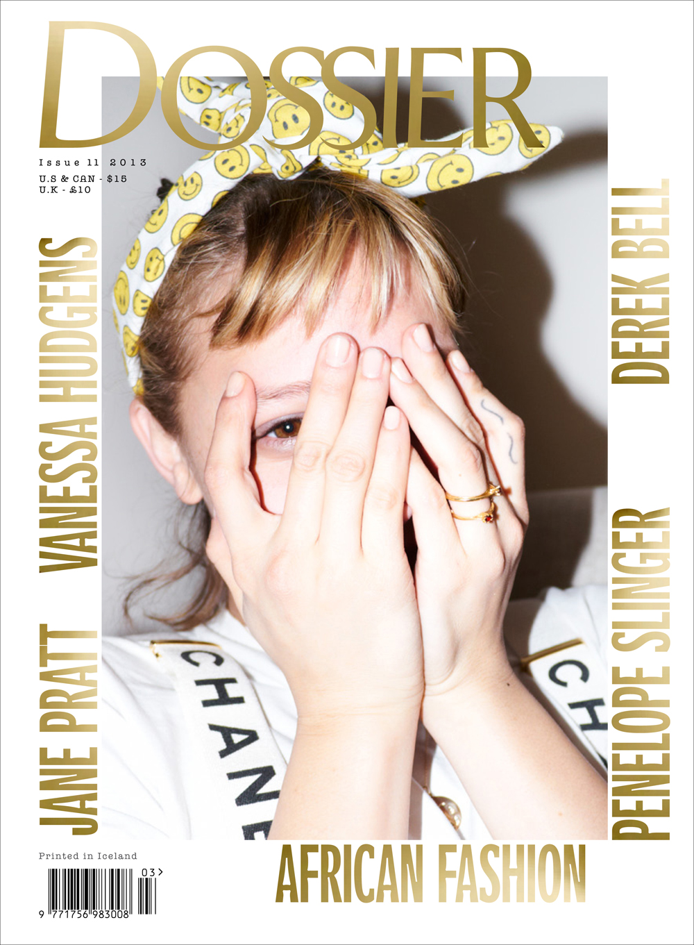 dossier journal cover