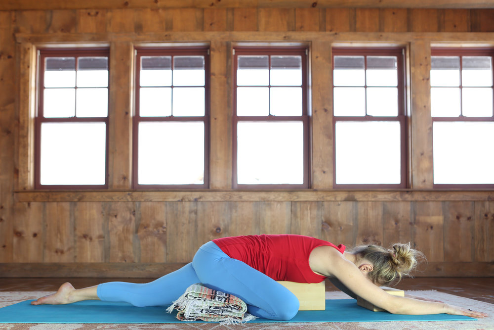 3 Restorative Poses to Optimize Organ Function - Yoga Journal