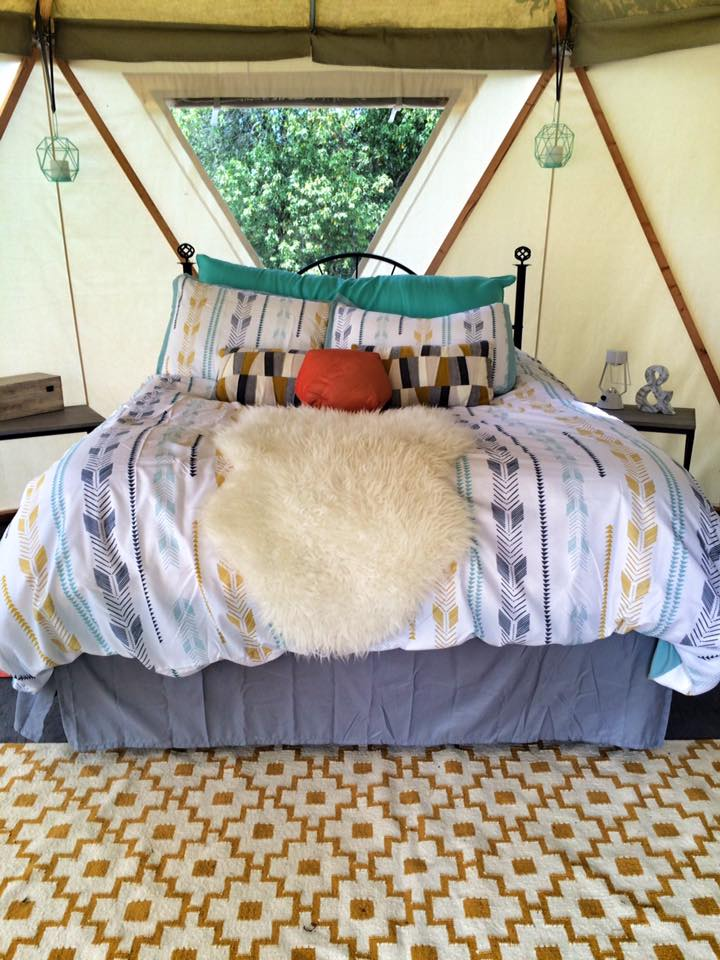 YOMES - SOLD OUTThere are 3 yomes to choose from:Durga's Den $1099: 1 queen bed, claw foot bath tubGnome Yome $1049: 3 twin beds, outdoor toilets/showerOm Yome $1049: 1 queen bed, 1 twin bed, outdoor toilets/shower*all prices are per person, based on shared occupancy