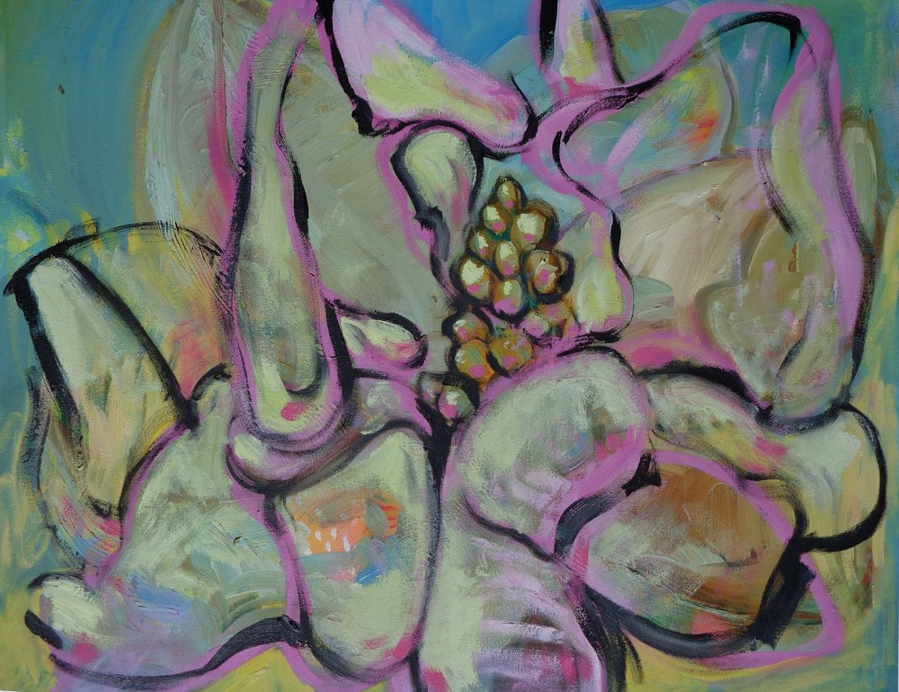 Amy Bautz - Magnolia Blossom