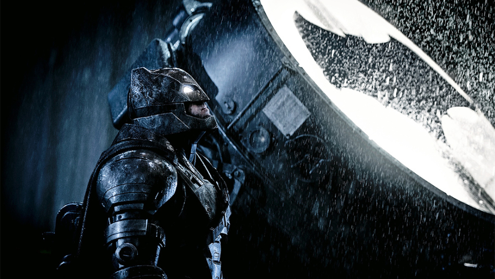 Batman in 'Batman v Superman' -  Variety