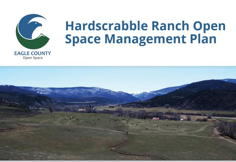 Eagle County Open Space Hardscrabble Flyer