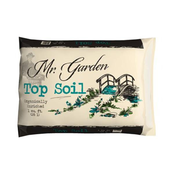 TOP SOIL - $4.00 per bag