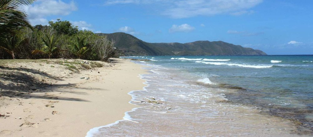 North Star Beach, St. Croix, US Virgin Islands