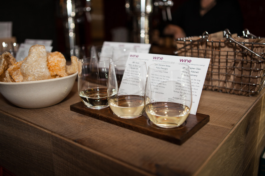 ENO Wine Bar San Francisco Wine Pairings