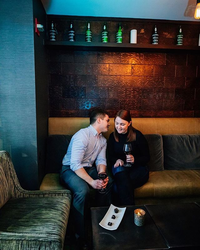 Date night on the Magnificent Mile? It'll be our little secret.