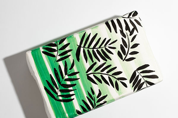 Paint it Yourself - Plain paper makes for a perfect canvas
