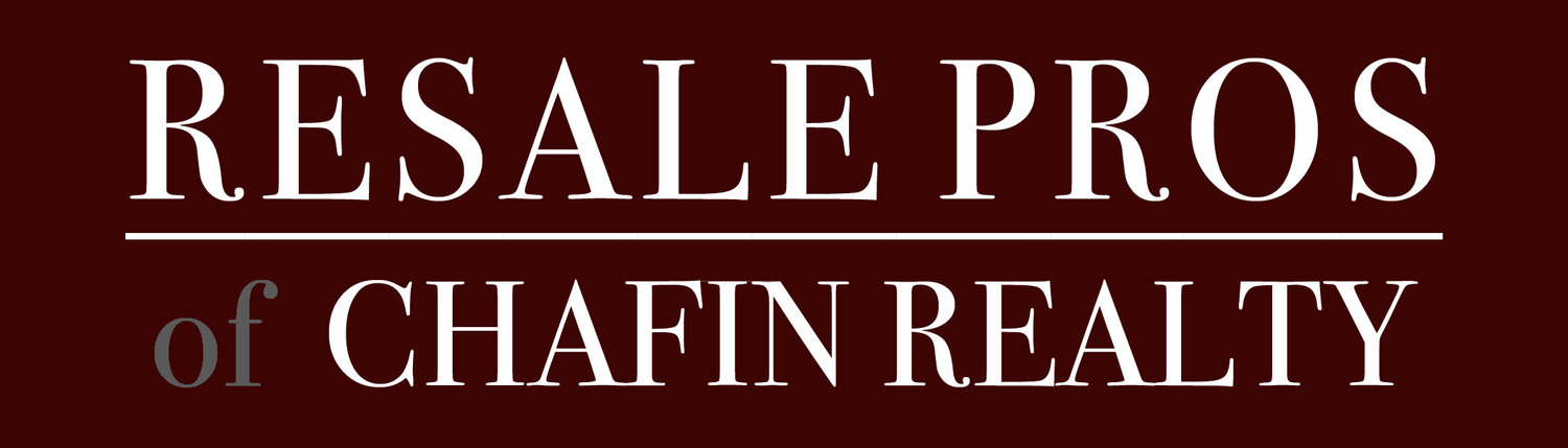 Resale Pros of Chafin Realty